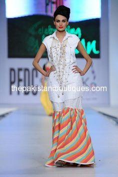 PFDC Sunsilk Fashion week 2012 Day 1 Trends show