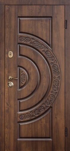 Gate Wall Design, House Arch Design, House Window Design, Pooja Room Door Design, Door Design Interior, Wooden Glass Door, Wooden Front Door Design, Double Door Design, Exterior Doors With Glass