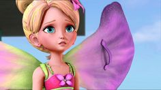 Free Barbie Movie Wallpapers Download: Barbie Presents Thumbelina (2009) Wallpapers Free Download