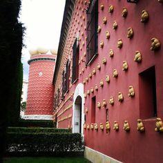 Figueres en Gerona, Cataluña