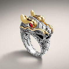 John Hardy Jewelry: SO FIERCE!