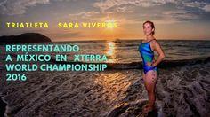 Triatleta Mexicana en  Xterra World Championship #Xterra #TriAquaSport #mex #triathlon #hawaii