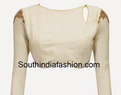 boat neck blouse models