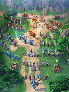Gameloft's March of Empires out Today March Of Empire, Clash Of Clans, Ms Gs, Dolores Park, Street Art, Video Games, Terminal, World, Android