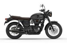 New Triumph Bonneville T120 Black