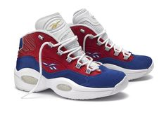 #Reebok Classic Question Mid « Banner » #sneakers