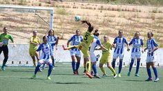 Derrota del Santa Teresa Badajoz en la penúltima jornada de la Liga Iberdrola, un partido que le enfrentaba este domingo al Sporting Huelva.