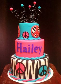 This is what i want for the girls bday cake!