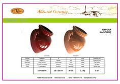 Donice i doniczki ceramiczne, figurki ogrodowe, produkcja ceramiki, producent Zakład Ceramiki Kozera - http://www.kozera.com.pl