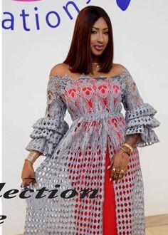 African women's dress/African clothing/African fashion/ African dress/African skirt/Bazin boubou, Plus size dress/Plus size clothing Africain africaine robe africaine vêtements mode femme African Fashion Designers, African Men Fashion, Africa Fashion, African Fashion Dresses, Fashion Outfits, Dress Fashion, Fashion Clothes, Fashion Ideas, Ghanaian Fashion