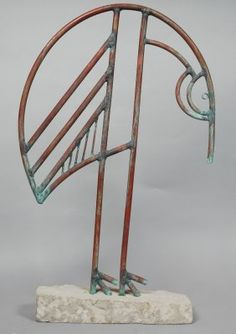 how to make copper tubing art