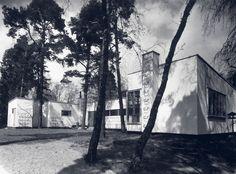 Villa Warén, Erik Bryggman  Turku 1932-1933