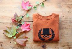 Sweatshirt Laurier by emile et ida disponible sur @frenchblossom via pourmesjolismomes