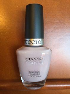 Cuccio Colour Nail Polish $4.00