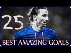 Zlatan Ibrahimovic • Top 25 Goals ever in Career  HD 