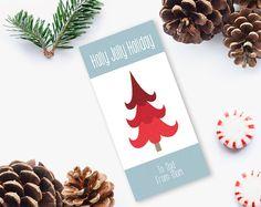 Christmas Gift Tag, Printable Christmas Gift Tag, Printable Tag, Editable Christmas gift tag, DIY Printable INSTANT DOWNLOAD   #ChristmasGiftTag #ChristmasTag #GiftTag #printable #PrintableTag #ChristmasGiftIdea #PrintableGiftTag #EditableGiftTag #DiyPrintable #EditablePdf