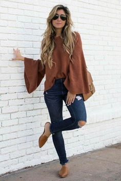 32 Trending Spring Outfits Ideas 2019 The Summer Outfit Trends You Need To Try Now Cute Fall Outfits, Casual Summer Outfits, Casual Fall, Work Outfits, Modest Outfits, Winter Outfits, Black Outfits, Outfit Summer, Jean Outfits