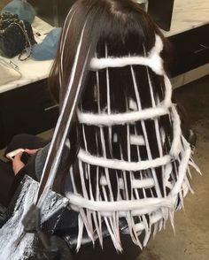 """5,590 Likes, 126 Comments - OLAPLEX (@olaplex) on Instagram: """" ⬅️This is us when watching @biancacolour balayage. Learn about Bianca's precise,…"""""""