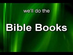 Bible Book Bop -- learn the books of the Bible with Go Fish.
