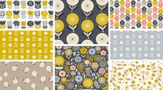 London UK based surface pattern designer, creating pattern for various surfaces including fashion textiles, homewares, interiors, stationary and packaging.