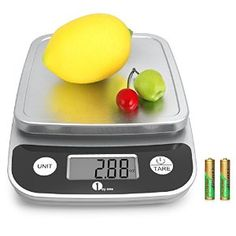 This is great little scale!  It will help make sure everything is perfection!  Affiliate Link