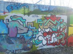 Artist(s): KBTR Location: Utrecht, Grindbak Photo made: 18/11/2015