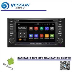 Car Multimedia Navigation For Subaru Forester / Impreza / Outback Sport  CD DVD GPS Player Navi Radio Stereo Wince / Android