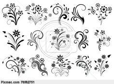 kreslené ornament - Hľadať Googlom