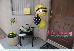 Cute way to greet guests