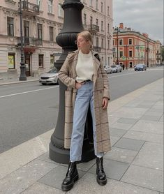 Apr 2020 - a veces guardo 2 pin. See more ideas about Fashion outfits, Fashion and Cute outfits. Outfit Essentials, Look Fashion, Korean Fashion, Fashion Beauty, Classic Fashion, Muslim Fashion, Mode Outfits, Casual Outfits, Fashion Outfits