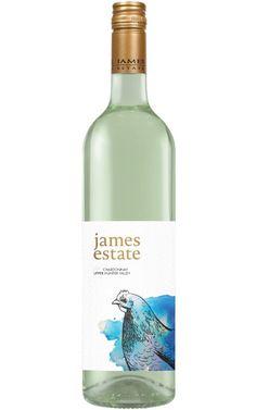 James Estate Chardonnay 2017 Hunter Valley - 12 Bottles Wines, Bottles