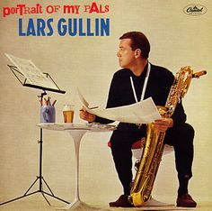 Lars Gullin - Portrait of My Pals - Capitol Records