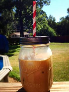 Pioneer Woman's Perfect iced coffee. #Ice #Ball #Maker #IceBall- To add a touch of festive style and flair to your Iced Coffee,   www.amazon.com/Silicone-Ice-Ball-Molds-2-5/dp/B00CDLFNN8 #DenadaDenada iceballmold.co
