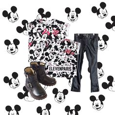 BOYS & GIRLS LOOK !!! Shirt by Little Eleven Paris - Pants by Bobo Choses - Shoes by Ocra