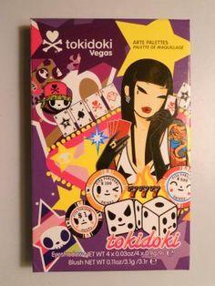 TOKIDOKI VEGAS Arte Palette ($48 Value)