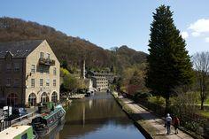 Five of Yorkshire's Prettiest Towns - Hebden Bridge