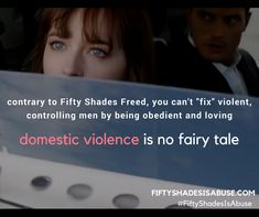 Mr. Grey in the series of Fifty Shades of Grey ignored the protagonist when she used her safe word, beat her and controlled her in incredibly unhealthy and disturbing ways. It's romanticized domestic violence. Not a romantic love story.