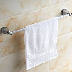 Marmolux Acc Chicago Collection 12124CH 24Inch Bathroom Towel Bar Stainless Steel Chrome * Read more  at the image link.