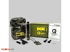 DGK GPro Vaporizer Notice* This is not an e cigarette. Must Be 18 Years of age or older to purchase item and agree product will be used for lawful purposes. Product does not ...