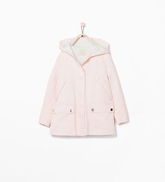 ZARA - ENFANTS - TRENCH FINITION COATING POCHES