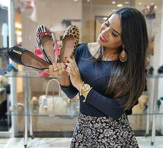 Por Dentro... em Rosa: Dê conforto a seus pés com moda e estilo usando sa...