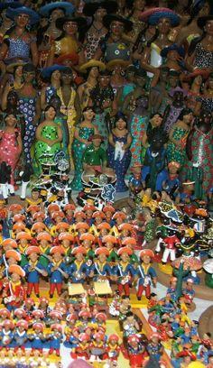 REGIONAL HANDICRAFTS (NORTHEAST BRAZIL)