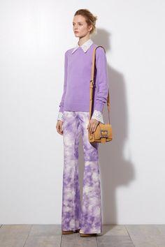 Resort trend: Tie-dye revival. Seen here at Michael Kors.