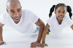 Exercise Moves for Kids [Livestrong] fit-kids excercise fitness
