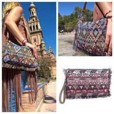 #mizapateria #bloggers #tendencias #Moda #bags #itbags #bolsos  #etnicos #ideas