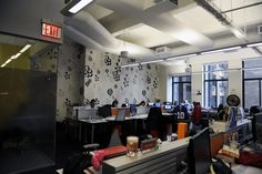 Inside Yelp's Tricked-Out NYC Office [PICS]
