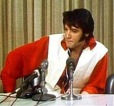 Elvis Houston press conference in february 27 1970 .