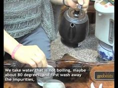 Simply put tea bag in boiling water? There might a better way to make herbal tea. Lam, can you please tell us, what are the different types of tea you h. Different Types Of Tea, Travel Videos, China Travel, Herbal Tea, Drip Coffee Maker, Hong Kong, Herbalism, Herbal Medicine, Coffee Making Machine