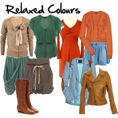 Relaxed colours,  Imogen Lamport, Wardrobe Therapy, Inside out Style Blog, Bespoke Image