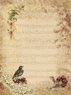 Free Vintage 1900s Printable There are some really pretty tags and sheets on here great for decoupage